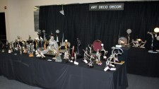 Art Deco Decor Booth