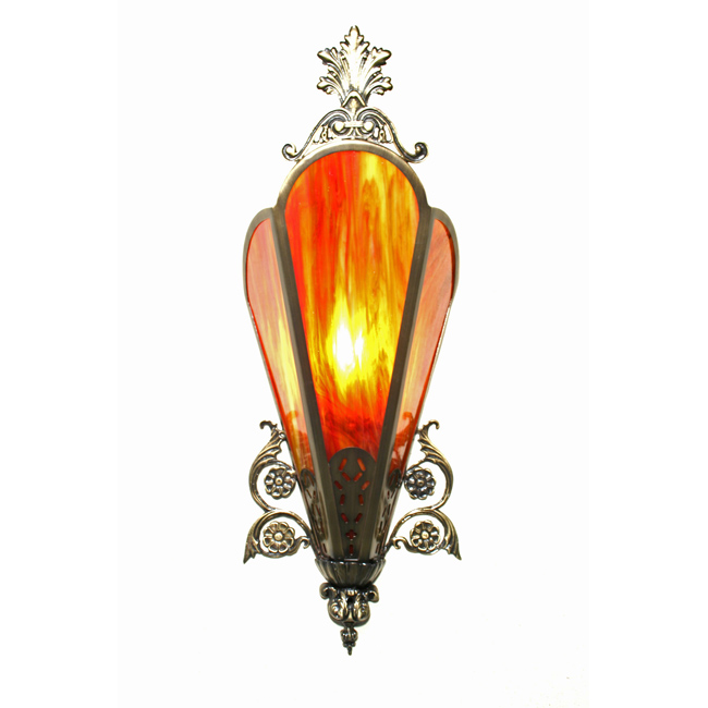 Wall Sconce Lighting Art Deco : Art Deco Theater Wall Sconce Lighting Art Deco Decor Custom Luxury Lighting