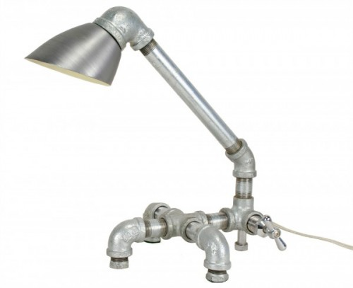 Stunning Galvanized Pipe Lamp 500 x 407 · 20 kB · jpeg