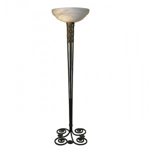 Paul Kiss Art Deco Floor Lamp