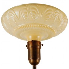 Art Deco Floor Lamp Shade