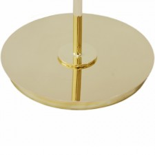 Modern Brass Floor Lamp Base