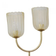 Murano Glass Gold Shades